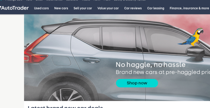 Sites Like Autotrader