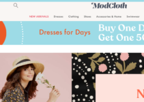 Sites Like Modcloth